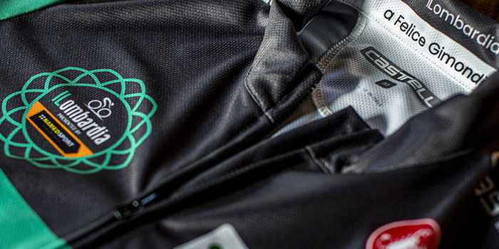 Il Lombardia 2019, ecco la maglia dedicata a Gimondi