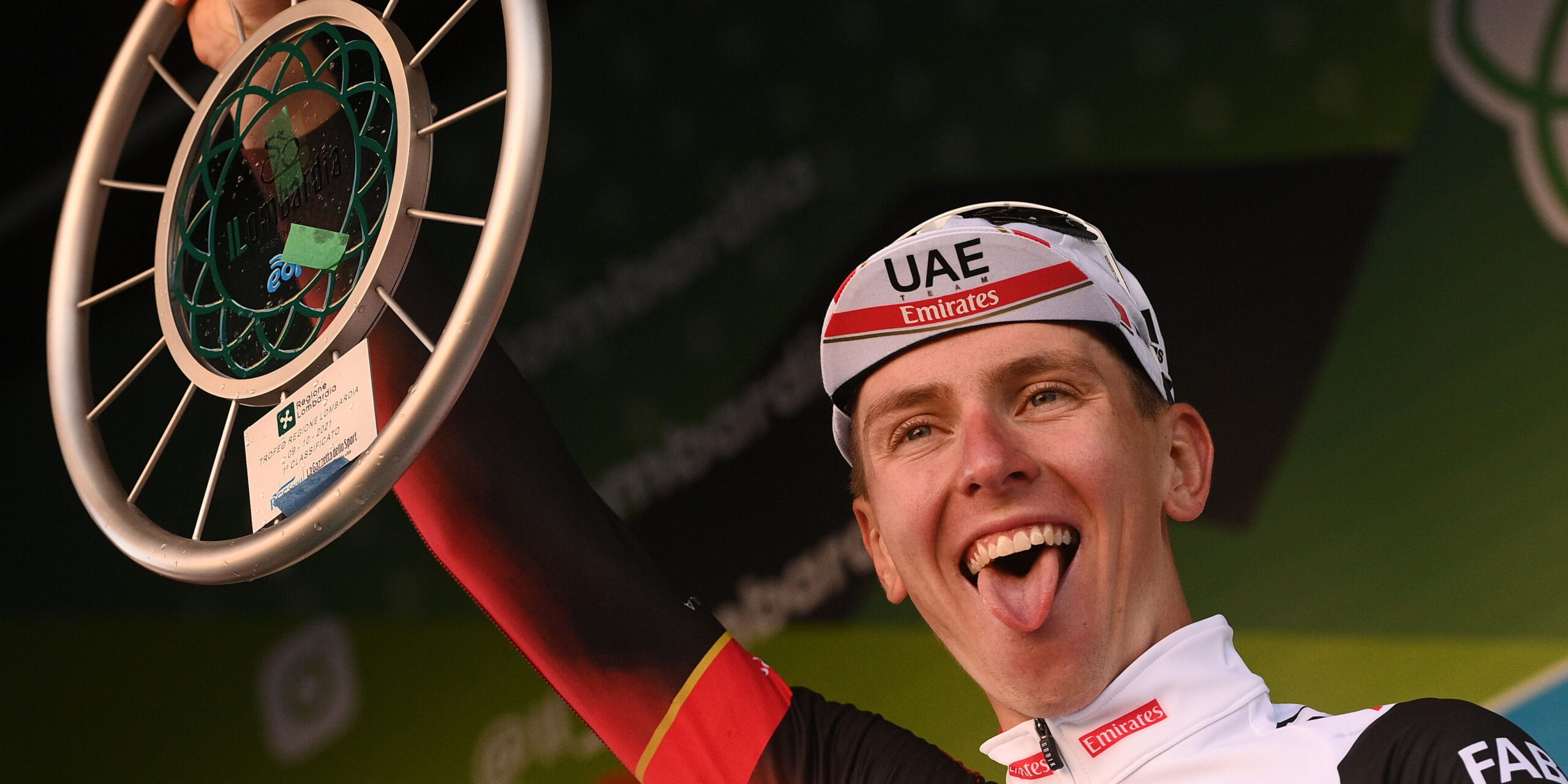 Tadej Pogačar (UAE Team Emirates) has won the 115th Il Lombardia presented by Eolo, raced over a 239km route from Como to Bergamo