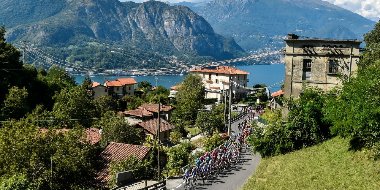 Il Lombardia presented by EOLO 2021